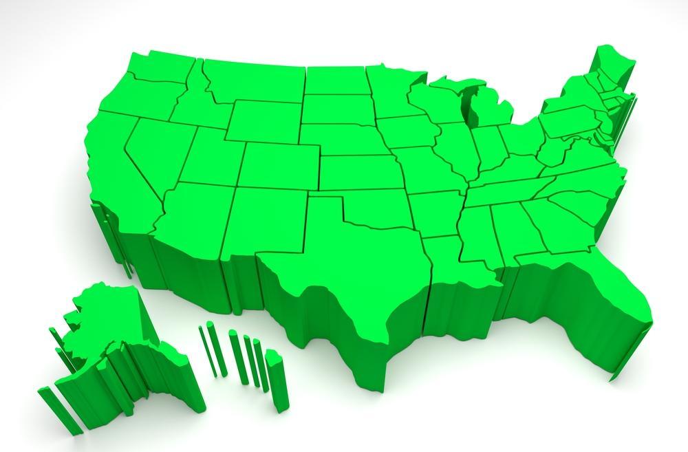 Solar Panels Across the US