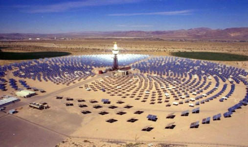 solar-thermal plants